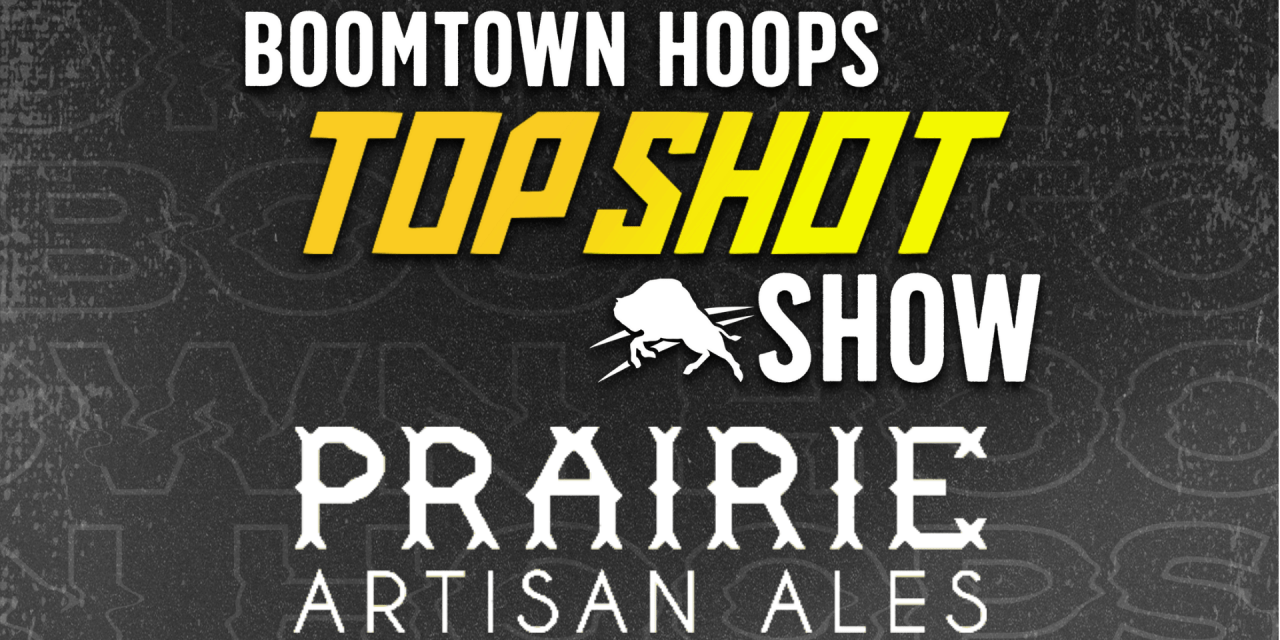 Details for Tuesday's NBA Top Shot Show Presented by Prairie Artisan Ales