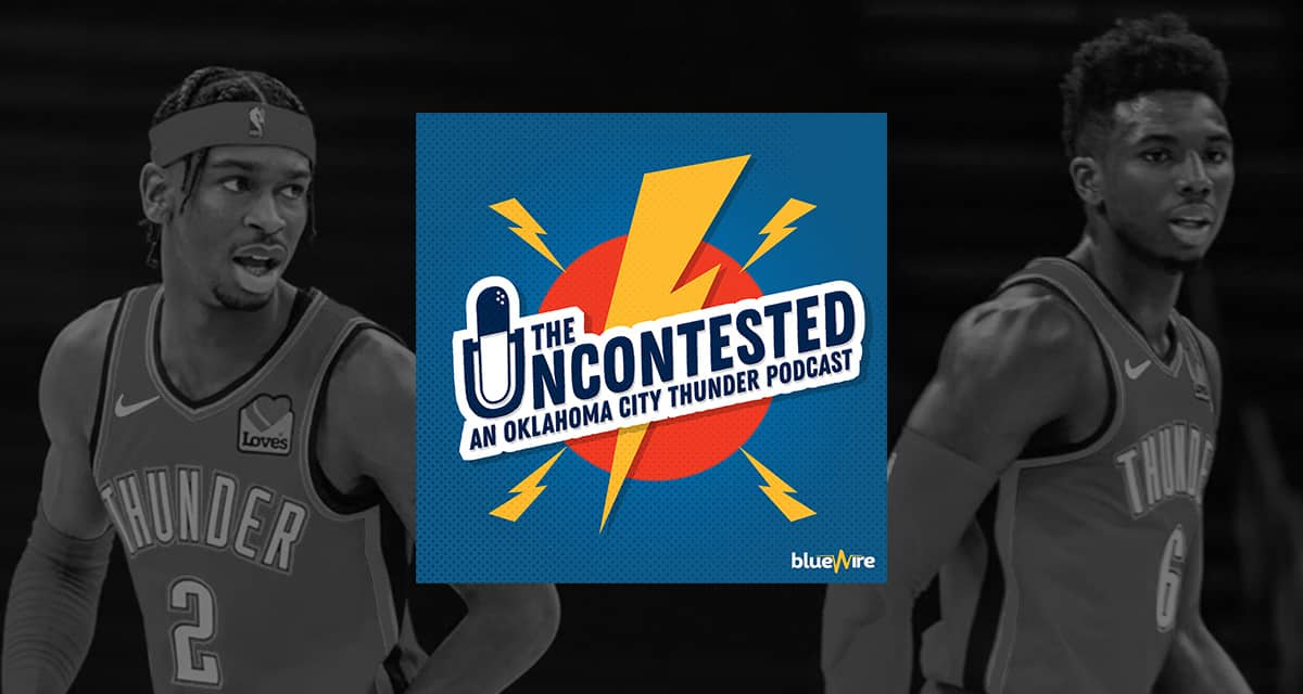 How will the Thunder play this next month + NBA trades