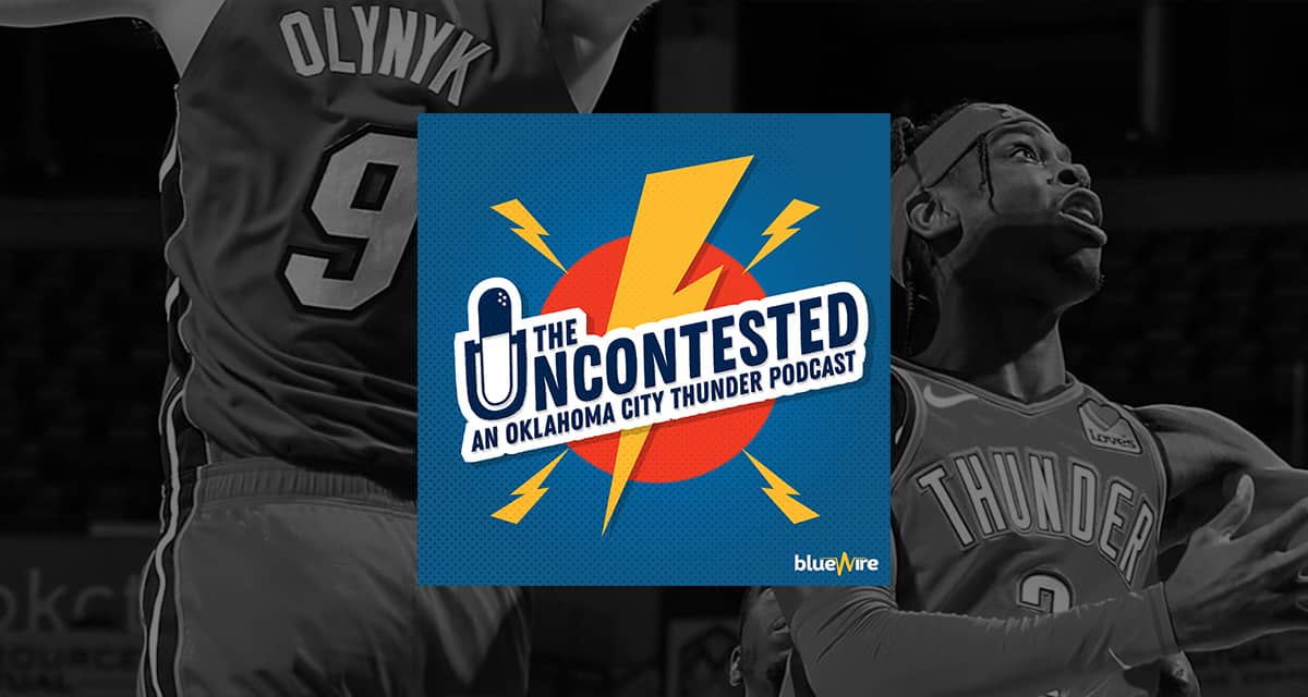 Post Game #31: Thunder get burned by the Heat w/guest Giancarlo Navas of the Miami Heat Beat Podcast