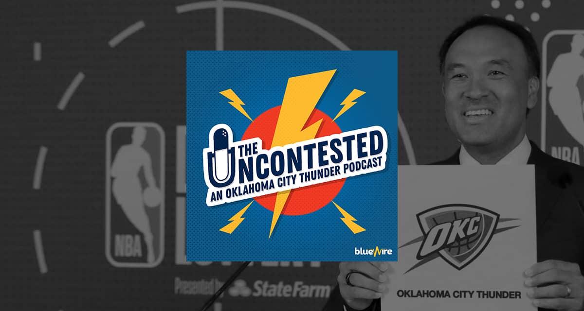 POST-NBA DRAFT LOTTERY LIVE REACTION: THUNDER PICK 6th