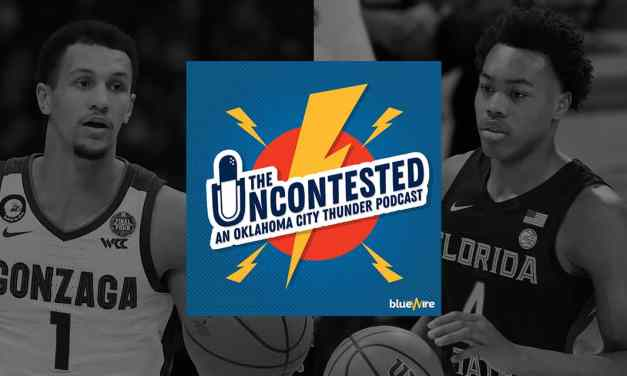 What will happen on NBA draft night? + OKC roster update