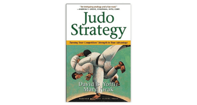 Judo Strategy BoomTown Book