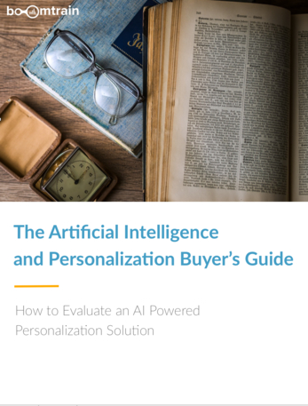 The AI Personalization Buyer's Guide