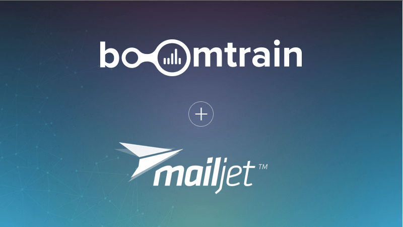 Announcing Boomtrain's Integration with Mailjet