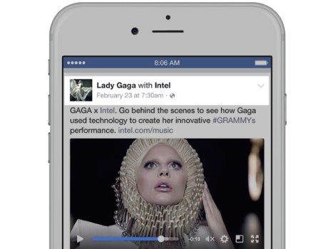 branded content lady gaga