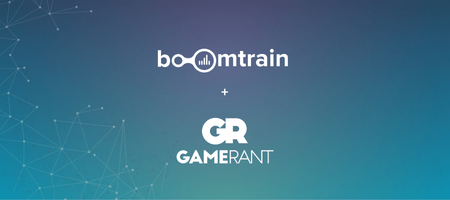 Case Study – How Game Rant Increased Signups 4x With Boomtrain's Advanced Lightbox