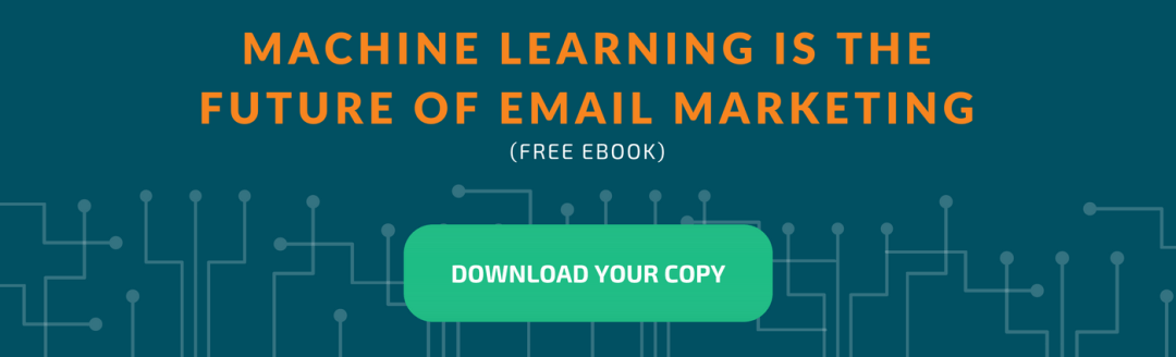 machine learning and email marketing