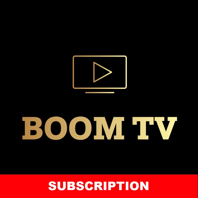 SUBSCRIPTION - Boom TV