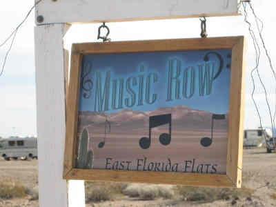 Boondocker Chatter Online - Music on the Desert