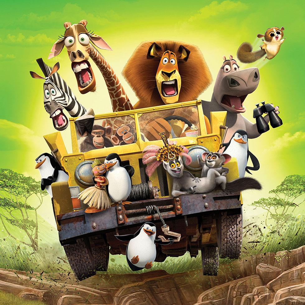 Portada Madagascar 2