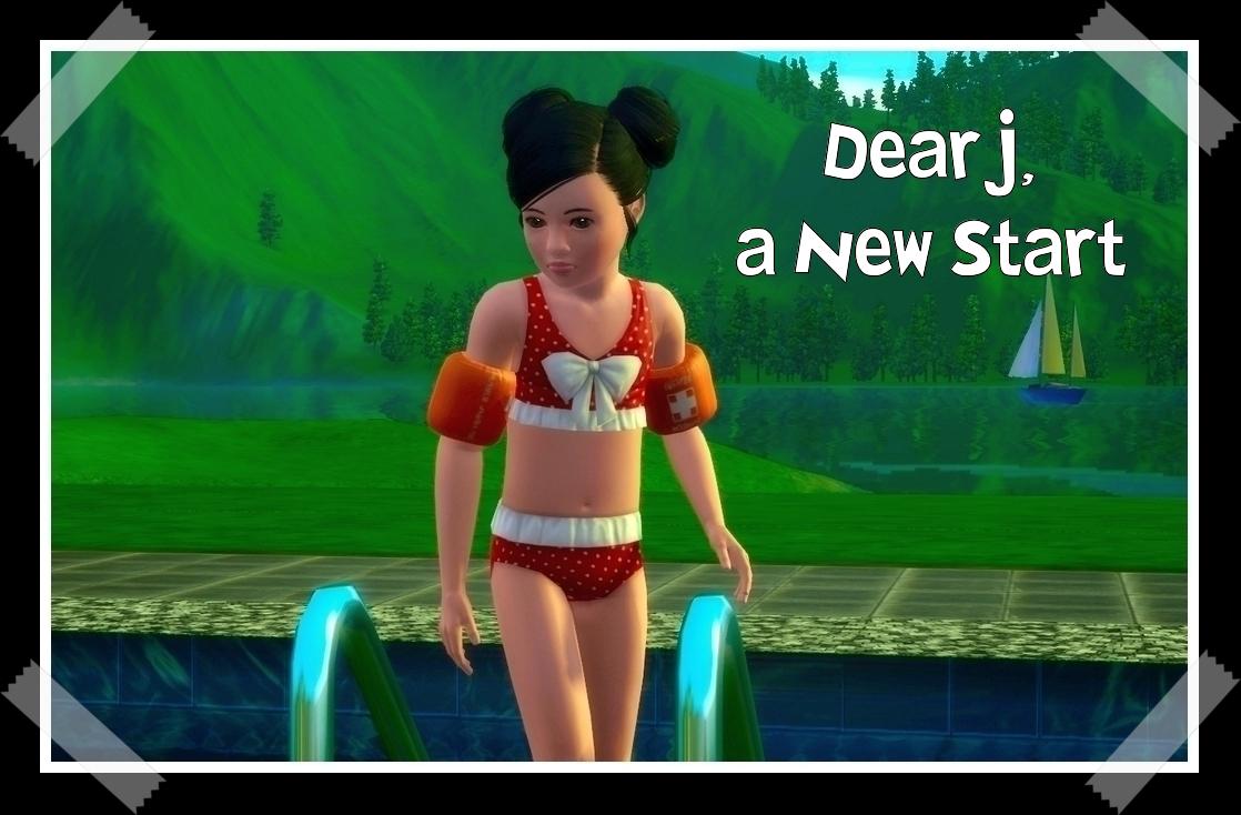 Chapter 2.11: Dear J, a New Start