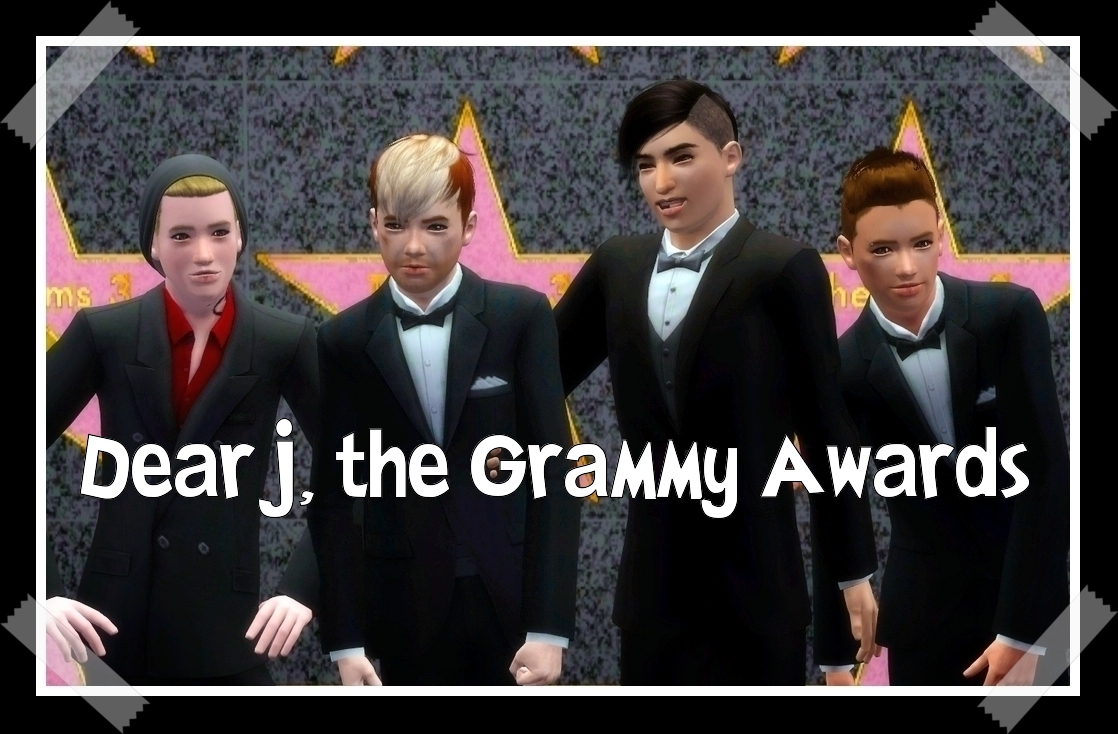 Chapter 2.9: Dear J, the Grammy Awards