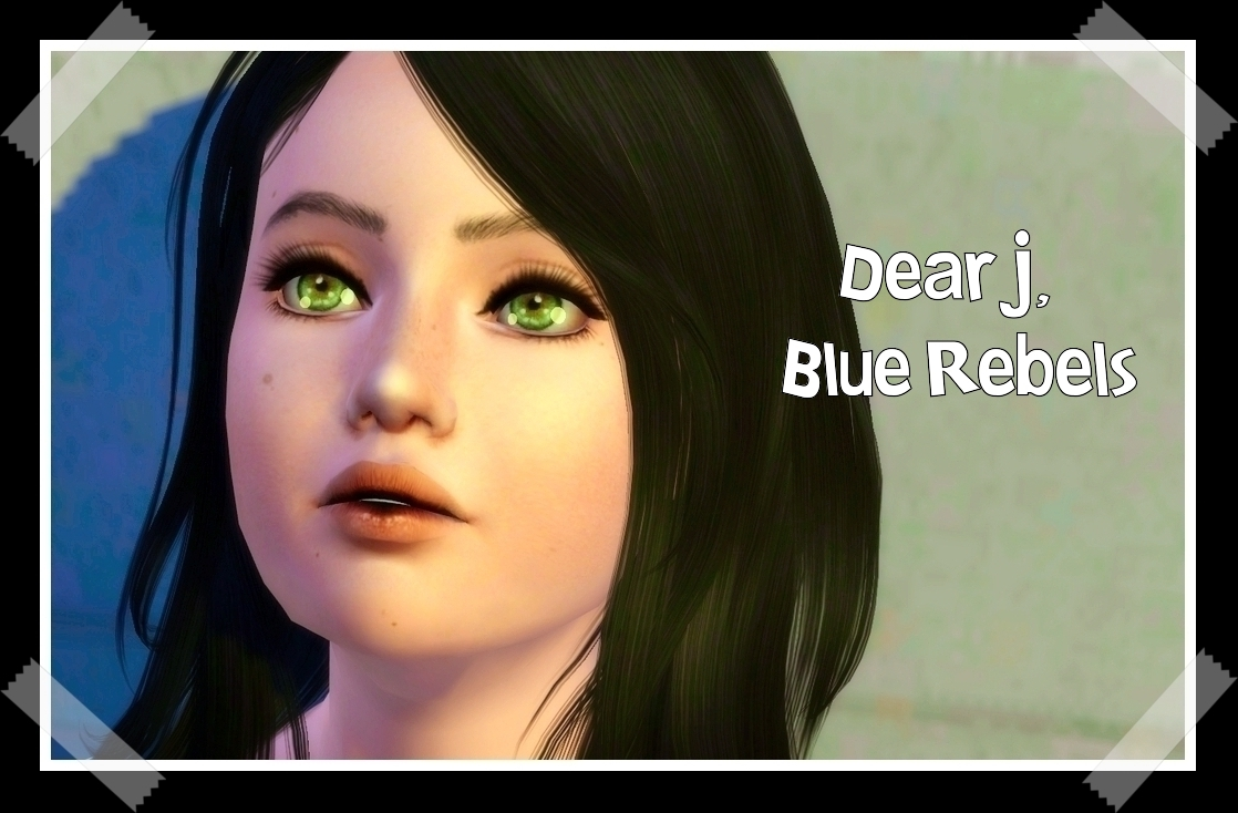 Chapter 2.23: Dear J, Blue Rebels
