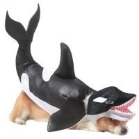 Killer Whale Animal Planet Halloween Dog Costumes
