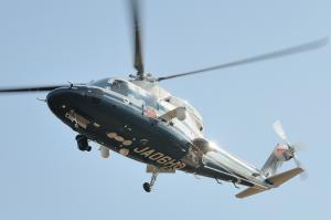 S-76C taking off