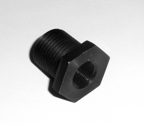 small resolution of solvent trap 1 2 28 3 4 16 thread oil filter adapter fast free ship