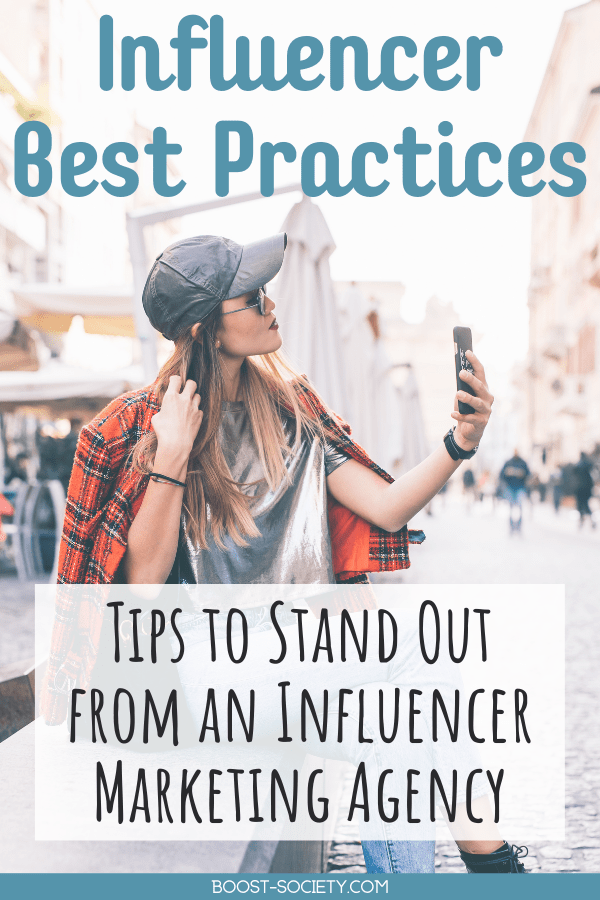 Find 7 influencer best practices to help you work with brands on Instagram and work with brands as an influencer from Collectively, a top influencer marketing agency. #influencertips #influencermarketing | influencer guidelines | influencer marketing guide | brand influencer tips | how to work with brands on instagram | how to work with brands as a blogger | how to get brands to work with you | instagram influencer tips | best influencer marketing agency | influencer marketing platform