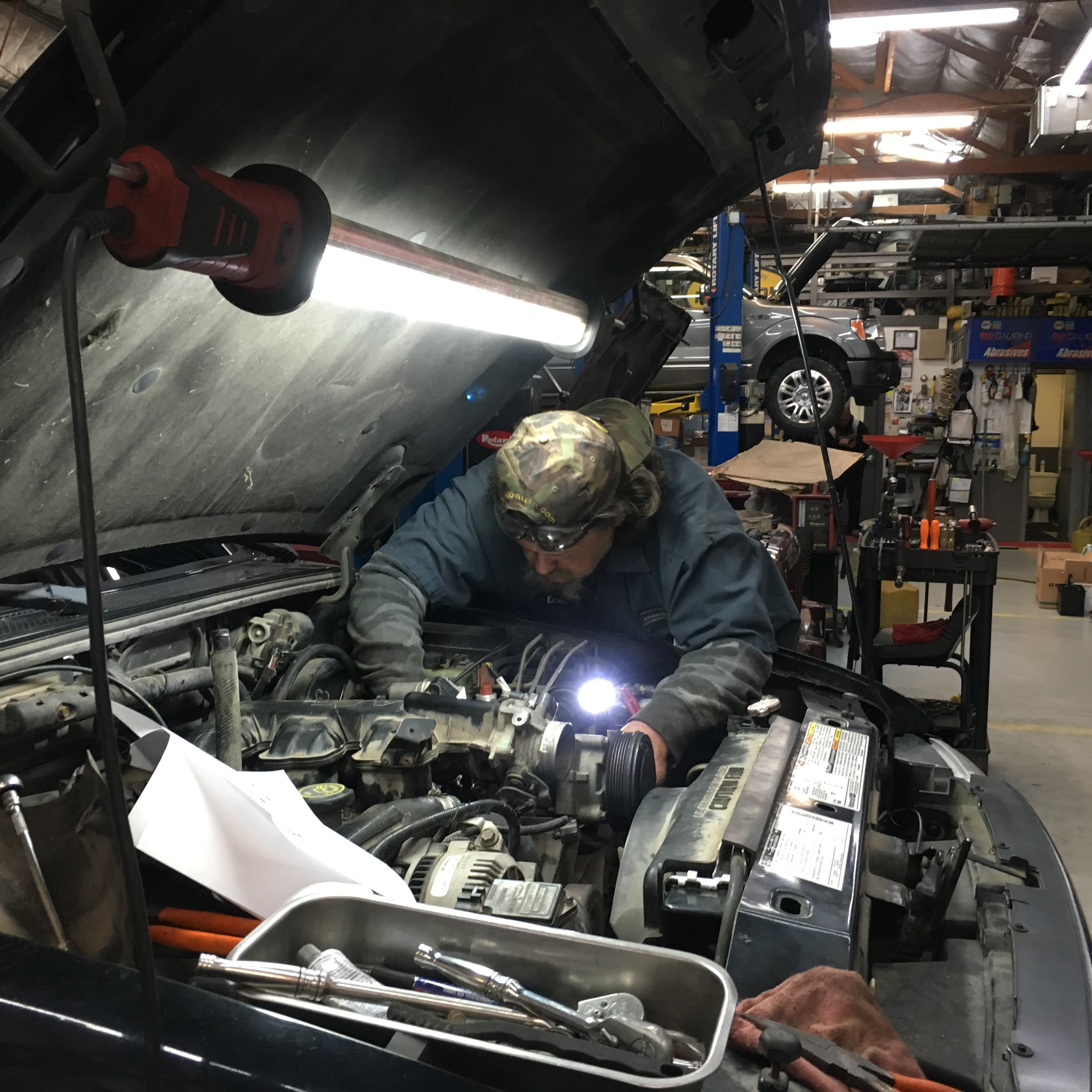 Automotive Service Technician Cover Letter