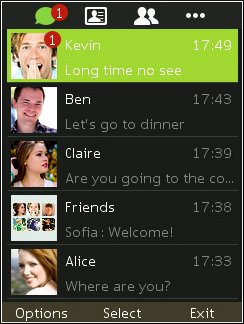 Download WeChat For Nokia Asha and S40 jar java - Realgeeks