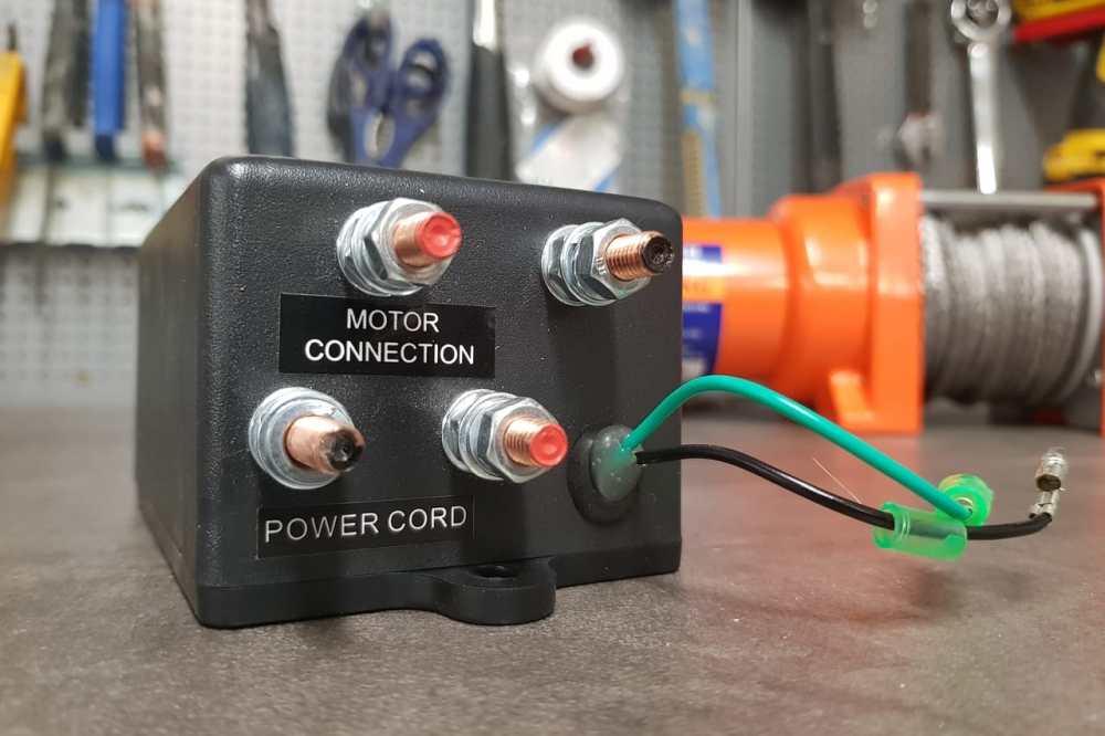 medium resolution of atv winch contactor