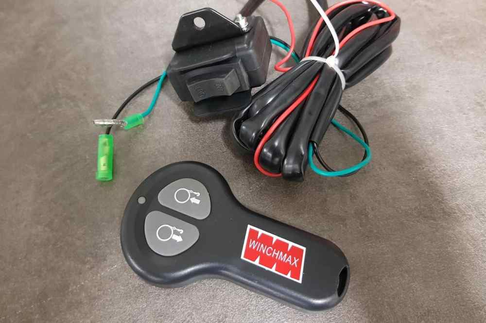 medium resolution of wireless remote rocker switch winch