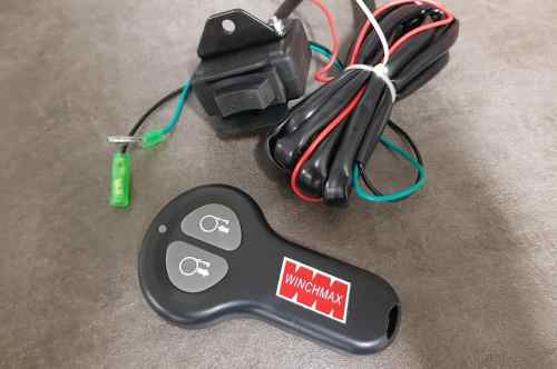 small resolution of wireless remote rocker switch winch