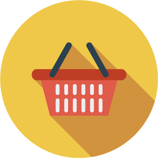 mini cart icon