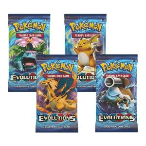 Blisters and Booster Packs