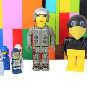 LEGO® Minifig Plus Pack – 'Unique figs'