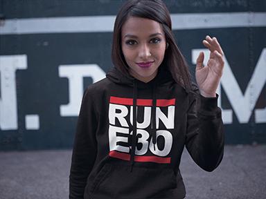 RUN E30 Hoodie 1