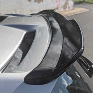 Ford Focus ST Wing extension