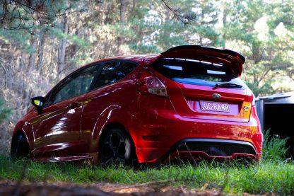 Ford Fiesta ST MK7-MK7.5 Spoiler Extension