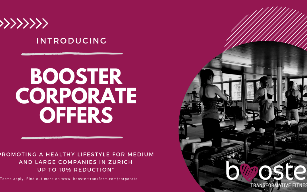 Booster Corporate Offers