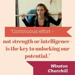 Continuous effort