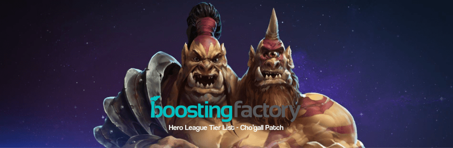 hots tier list cho'gall