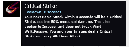 samuro critical strike
