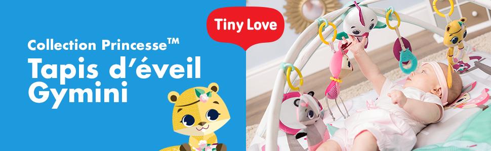 tiny love tapis gymini princesse