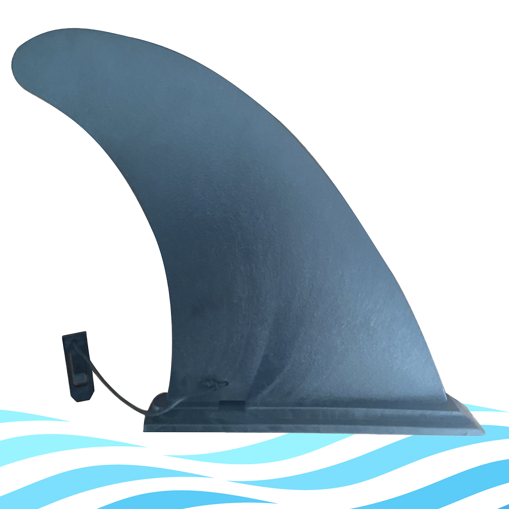 PRO MARINE Stand up Paddle gonflable 305x76x12cm Noir
