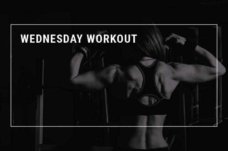 Allenarsi con una bodybuilder- Roberta -Mercoledì – bicipiti tricipiti