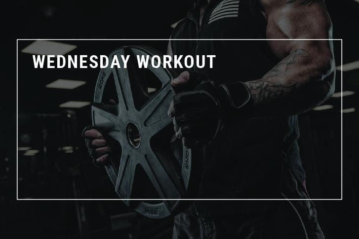 Allenarsi con un body builder - Marcello Corsini - Mercoledì