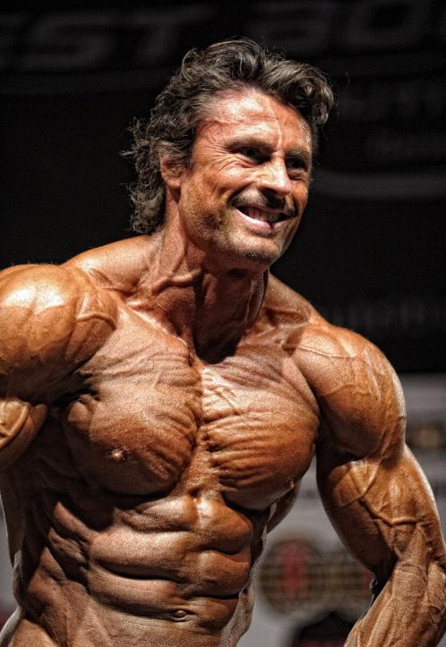 Allenarsi con un body builder - Alessandro Galli - Mercoledì