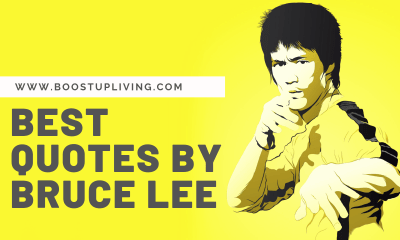 Best Quotes By Bruce Lee