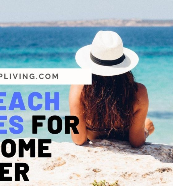 99+ Beach quotes featured image