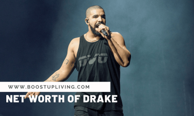 Net Worth of DRAKE