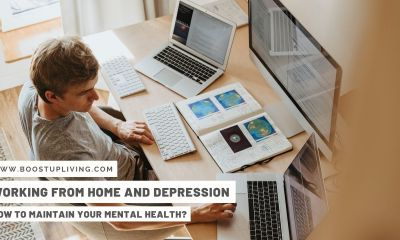 Working From Home And Depression: How To Maintain Your Mental Health?