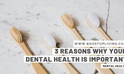 3 Reasons Why Your Dental Health Is Important