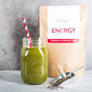 Energy rich superfoods