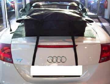 Audi Tt Luggage Rack Roadster Innovative Designs Car
