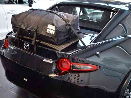Mazda MX5 RF Luggage Rack - 4 Innovative Solutions For Your RF