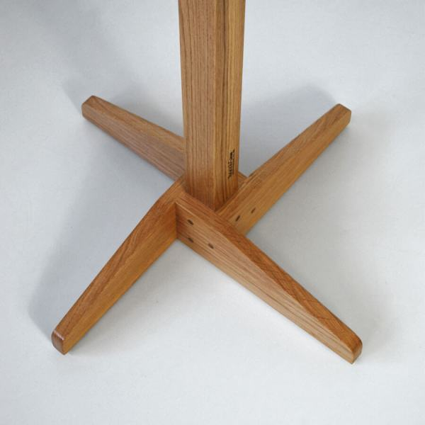 Oak Coat and Hat Stand   Coat Stand in Solid Oak   Boot & Saw